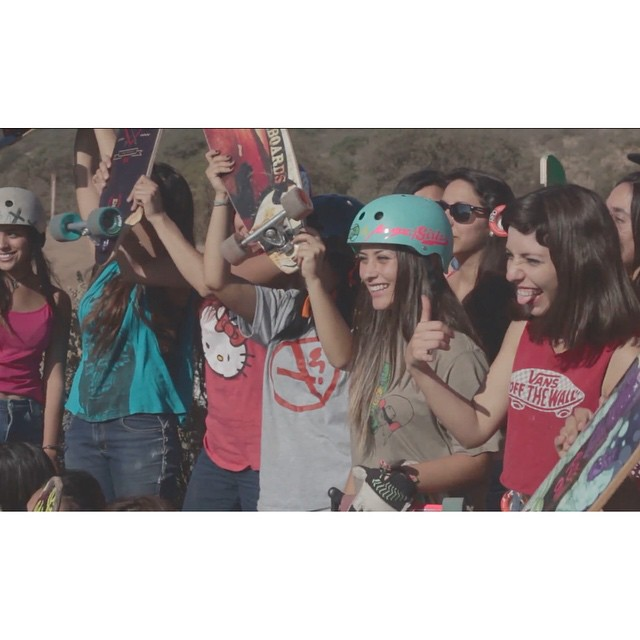 Go to longboardgirlscrew.com to check LGC Chile's 1st Girls Meet & clinic video!  So amazing to see all the LGC Ambassadors worldwide working to support & promote their local scenes. Women supporting women!  #longboardgirlscrew #girlswhoshred...