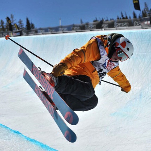 Our young homie @isaackorman rocking his Warhawk hoodie at USASA Nationals - the kid took 7th overall! Nice work dude