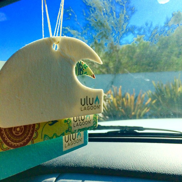 Almost smells too good.  #uluLAGOON  #spring #summer #surfshops #retail  #worldwide #instagood