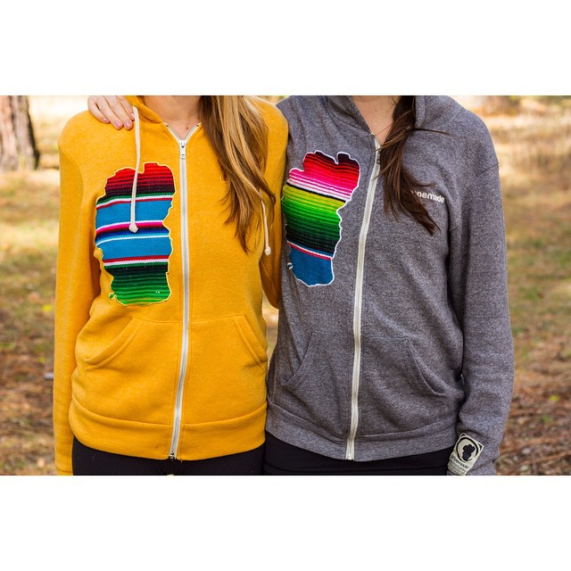 The best of friends.  _ #tahoemade #itswayoutthere