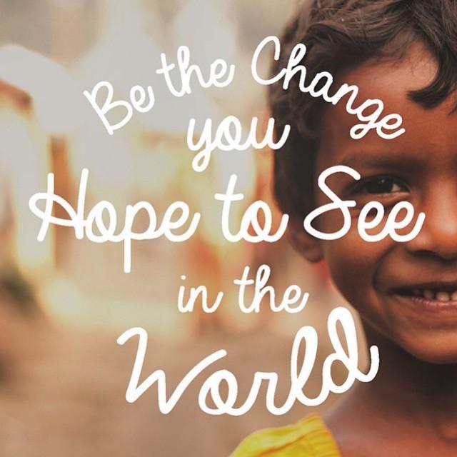 Be the change #givesight #seeinternational #waveborn @seeintl