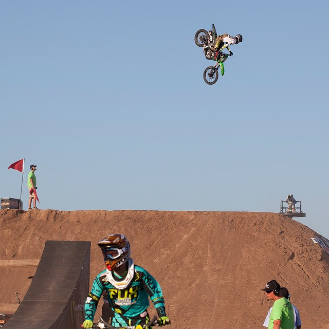Defending bronze medalist @joshhansen100 has confirmed that he will compete in Moto X Best Whip at #XGames Austin this June.