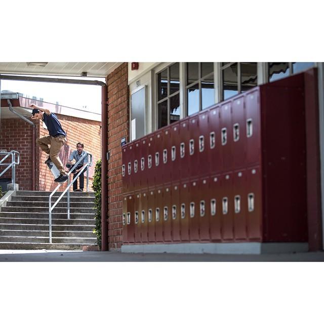 Switch crook from one of skateboarding's best >>> @mark_appleyard >>> Redondo Beach, CA >>>