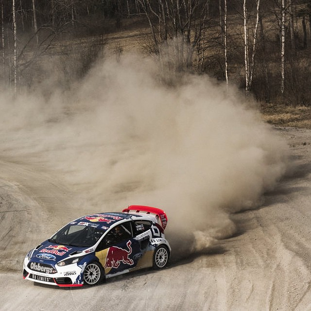 Gear up for @redbullgrc
