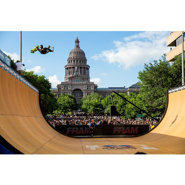 Defending gold medalist @jimmy_wilkins has confirmed that he will compete in Skateboard Vert at#XGamesAustin this June. (