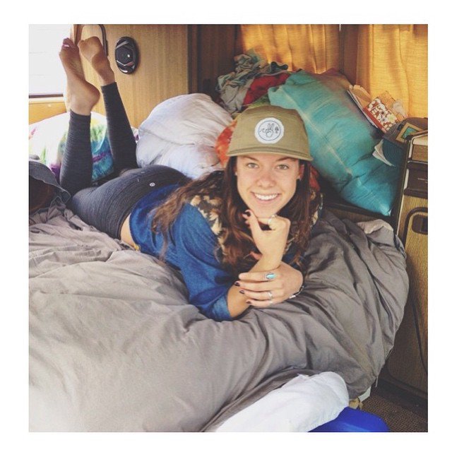 #vanlife with Tribe Ambassador @hippie_kenz and our 5 panel Eco Camper hat. Made in California from a heavy weight organic cotton, and featuring our Unity patch on the front. Only a few left, so head on over to our online shop to pick one up before...