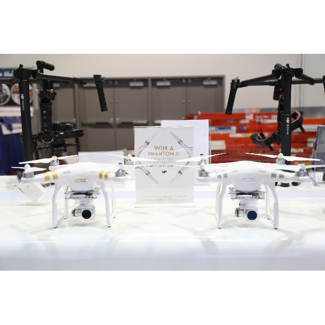 Don't forget that you can win a #DJI #Phantom3 simply by visiting http://event.dji.com/nab.  Join DJI at NAB with our minisite. #aerial #roninm