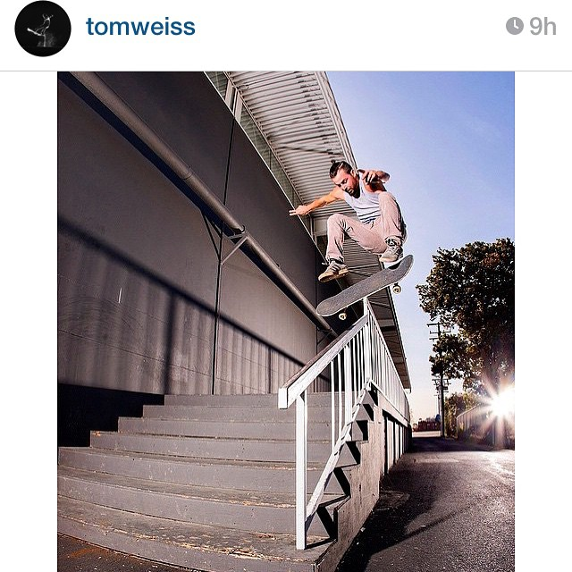 @tomweiss loves his stair sets. How many can you clear? Where is your favorite stair set?