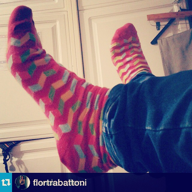#Repost @flortrabattoni with @repostapp.・・・#Repost @candeballero ・・・ Mis medias con onda @flortrabattoni