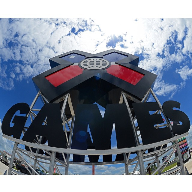 Today, we're going to add a new discipline to the 2015 #XGames Austin lineup!