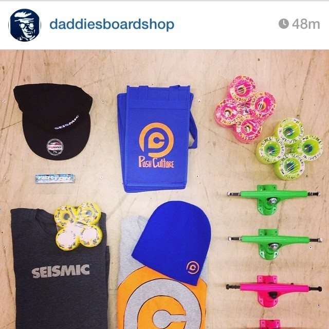 #regram from @daddiesboardshop giveaway!!! Check it. Follow it. Shred it.
