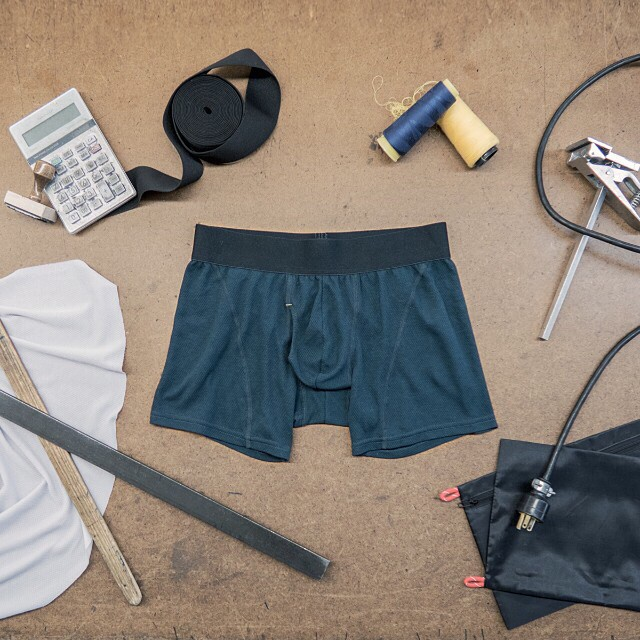 As you well know, Rumpl is all about performance materials. That's why we're teaming up with our friends at @oliversapparel on a limited offer. The team at Olivers has been hard at work designing some unbeatable briefs and they launch today on...