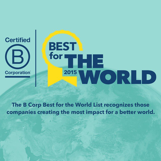 Meet the top-performing #BCorps who are Best for the World! bestfortheworld.bcorporation.net #BtheChange