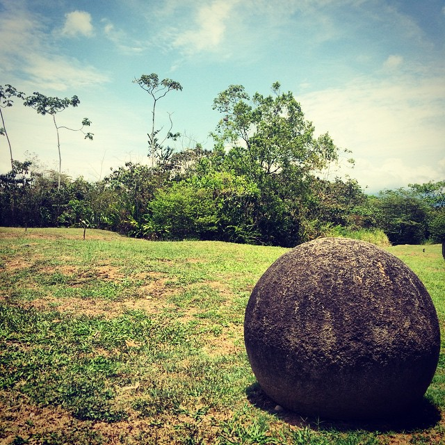 "Have you heard about the mysterious stone spheres of the Southern Pacific Region of Costa Rica.  Learn more about these interesting, Pre-Hispanic artifacts at the 10th Annual ""Festival de las Esferas"" located just 45 minutes south of us at Finca 6, a..."