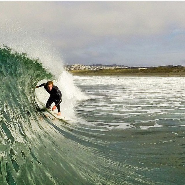 @willcolachis in the 3mm Scipio Fullsuit that is the lightest and warmest product in its class thanks to its blackZERO #geoprene PC @jaminbarnes #lovematuse #ckth