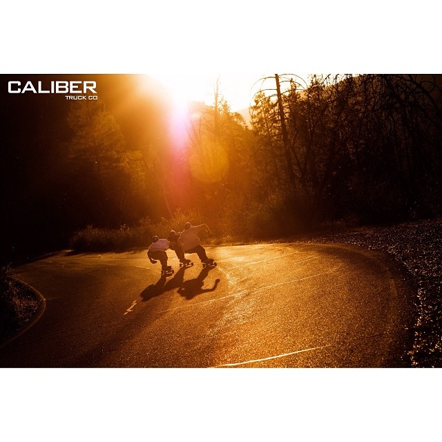 @brandontissen @radzani and @tomio93 squeeze a last run in under the golden rays of a setting sun. Go check out the full-res version on our Facebook page!