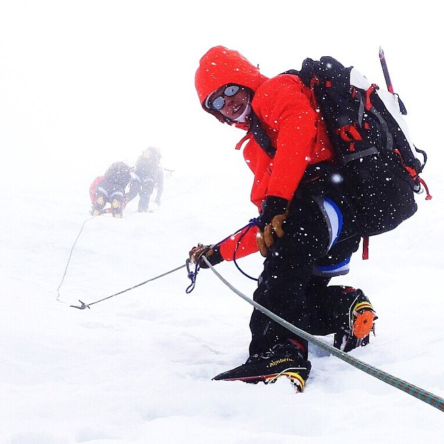 We are extremely excited to welcome @matt_moniz to our Entourage. National Geographic named him adventurer of the year when he was only 12 years old. Today Matt embarks to climb Everest, Lhotse, and ski a first decent of the Lhotse Couloir.  We are...