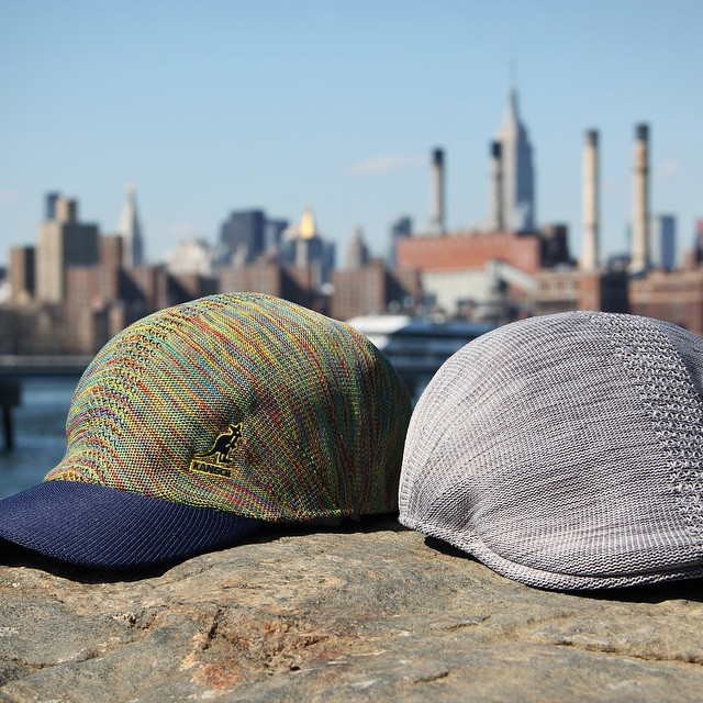 The Vented Collection #kangol
