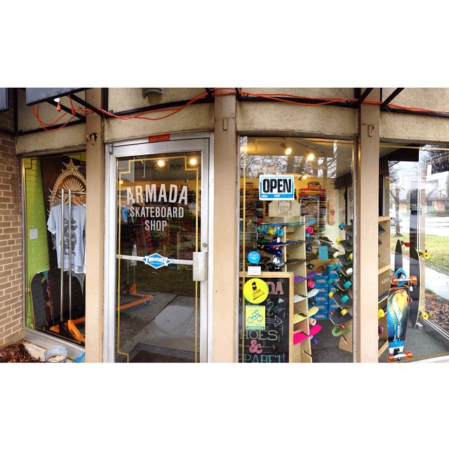 Go check out @armadask8shop in plaza midwood on this rainy day and cop some new goods! | #supportlocal #skateshop #armadatho #plazamidwood #charlotte #clt #stzlife #skateboard #stayoutside