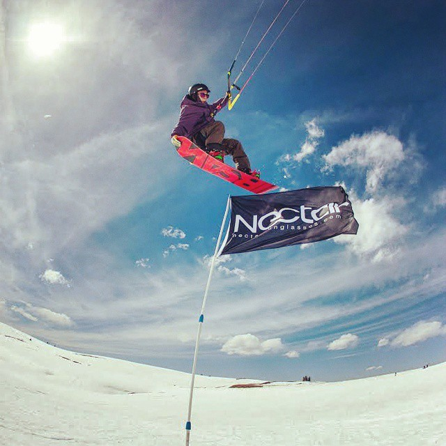 @andrew__muse flat air over the flag pole. || #thesweetlife #nectarsunnies