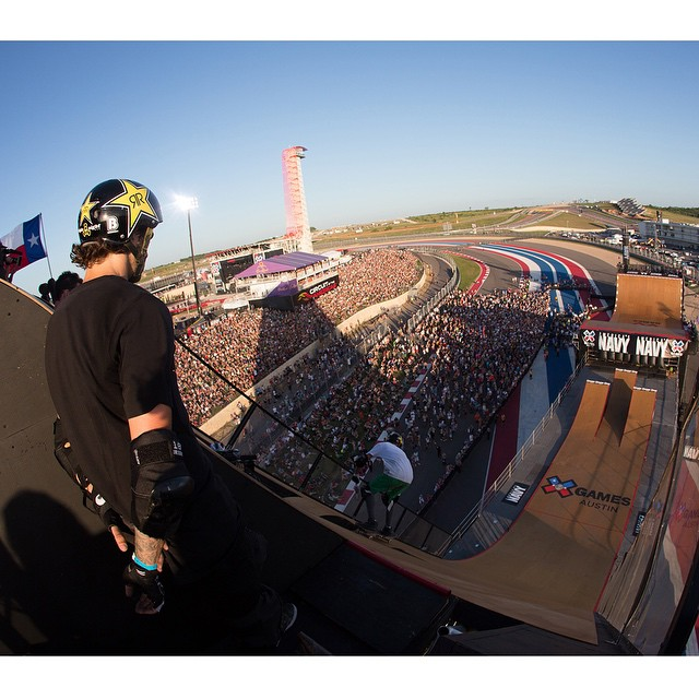 #XGames Austin is goin' down at @cota_official in exactly 50 days! (