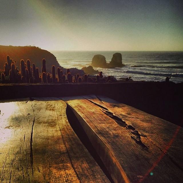 La hora reefer: Punta de Lobos, Chile. #igersbsas #igerschile #reefargentina Pic: Reef Latinoamérica