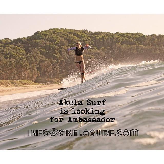 #AkelaSurf #Ambassador