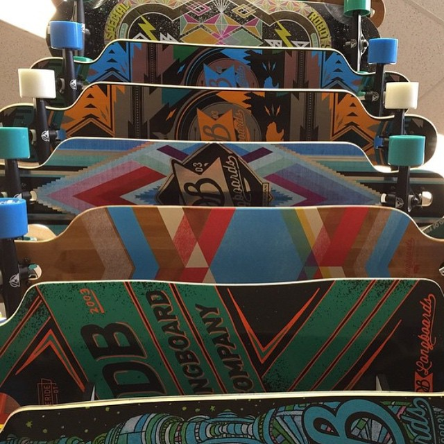 @board_of_provo just got a new shipment of completes from us! If you are in Utah make sure to swing through, say what's up and snag a new longboard! #dblongboards #utah #longboard #longboarding #longboarder #goskate #shred #rad #stoked #skateboard...