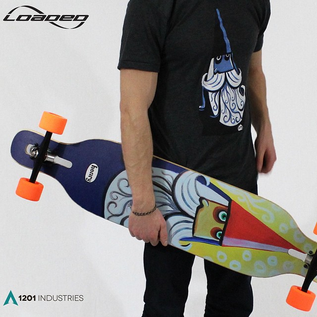 @1201industries has released their Loaded collection, featuring limited-edition decks and apparel: www.1201industries.com/loaded Through March 6th only, our line is available and benefits @stokedorg to help them provide mentoring to underprivileged...