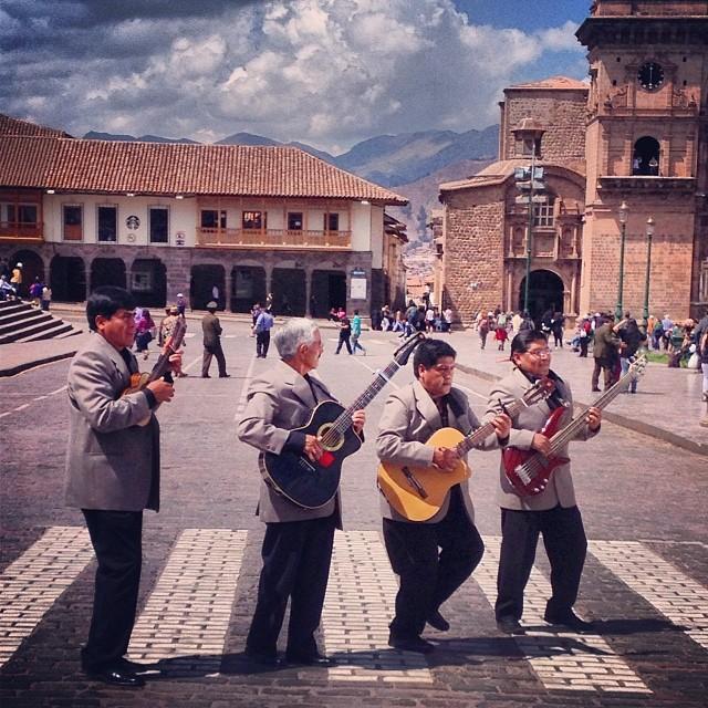 #tbt last week in Peru!