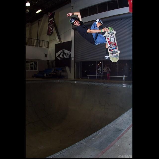 @austin_poynter wears the S1 Lifer Helmet #lienair #combipool #s1helmets #skateboarding