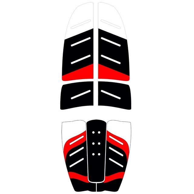 Fresh new line of wakesurf traction and stomp pads from #theoriginalwakesurfcompnay available for pre order exclusively in the slayshTank Online Store. #wakesurf #wakesurfing #shredstixx