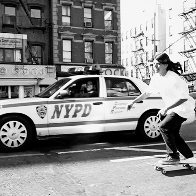 Get ready #NYC! Skate mentor starts tomorrow! (Photo from Full Bleed: New York City Skateboard Photography) #stokedtoskate #stokedorg