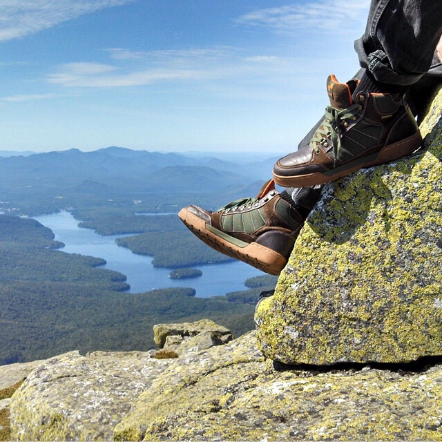 Make sure the shoes on your feet are #AdventureWorthy!  Grab a pair of @Forsakeco's in the GoodPeople Marketplace (it's like your hiking boots and skate shoes had a love child) and #GetOutThere -- enjoy the...