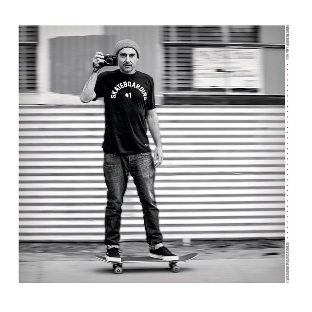 "In a limited edition collaboration with DC, renowned photographer @dennis_mcgrath chronicles the rise and fall of infamous pro skateboarder Lennie Kirk in a new photo narrative book, ""Heaven."" Check out the collaboration at:..."