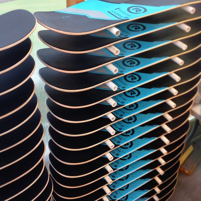 Fresh stack of #revbalance baords drying! #findyourbalance #balanceboards #boardsports #train #wakeskating #wakeboarding #surfing #skateboarding #windsurfing #kiteboarding #paddleboarding #sup #yoga #madeinusa