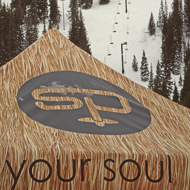 Happy @altaskiarea #earth day. Thanks for an amazing season! // #plantyoursoul
