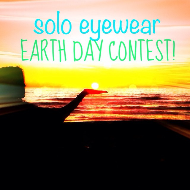 Where is your HAPPY PLACE? Celebrate #EarthDay with us for a chance to win a free pair of SOLOs!! To enter: 1. Share a pic of your favorite place in nature by 4/21 2. Follow and tag @soloeyewear 3. Be sure to use the hashtags #soloeyewear #happyplace