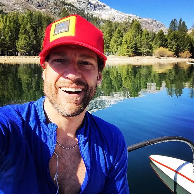 #RiseAndGrind | @bigtruckbrand |@tahoewaterman | #teamtahoewaterman | #paddleelitefitness | @watermanslanding | #HighFivesAthlete | #ChoosePositivityNow.com