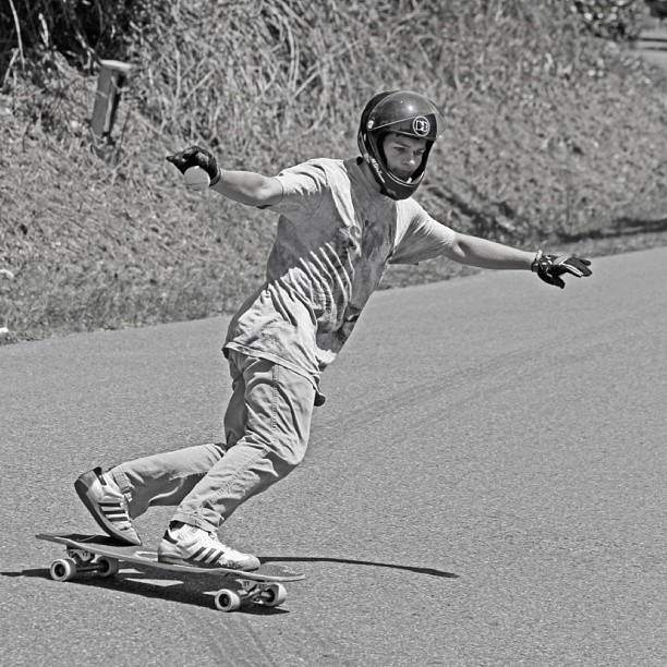 #michaelthorson #powerslide #dblunchtray #seattle #libb4udur #dblongboards #longboarding #lionshirt