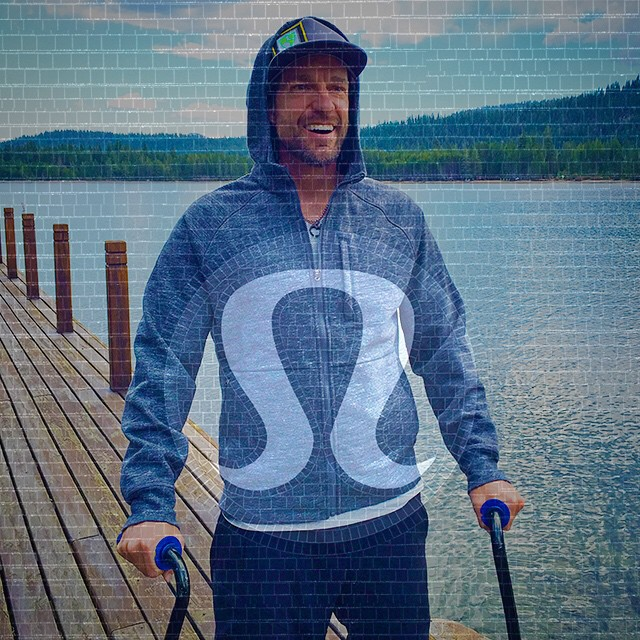 Thank you @lululemon for all the incredible support!!! I am honored to wave the #Lululemon flag, and represent the brand as a #HighFivesAthlete, now and in the incredible times ahead!!! Thanks for making the worlds finest workout / lifestyle threads,...