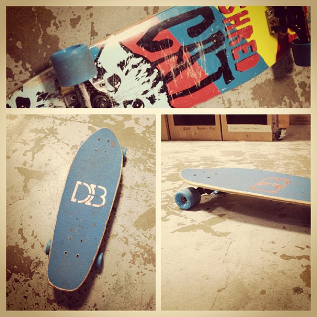 #shredcat #dblongboards #nonexistentdecks