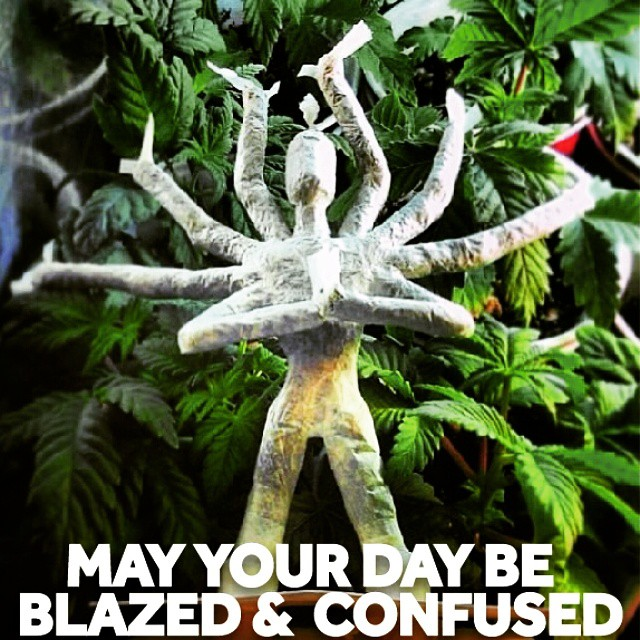 #HAPPY420 ROAST EM IF YA GOT EM!  How are you spending your day?