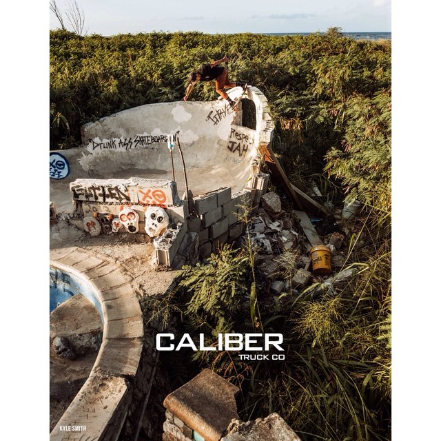New #caliberstandards ad with @radicalsmith now out in @transworldskate mag. #skateboarding