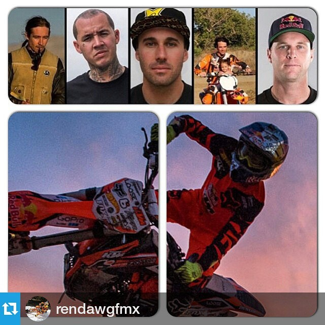 #Repost @rendawgfmx ・・・ So stoked to announce that @xgames #realmoto is happening this year and I have a spot in the roster alongside these legends of riders. Definitely honored to be a part of this with my long time riding/filming buddy @hogstine ......