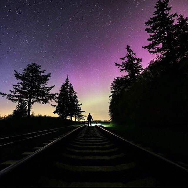That sky! @pbikis with the amazing shot in Bellingham #disiduallivin