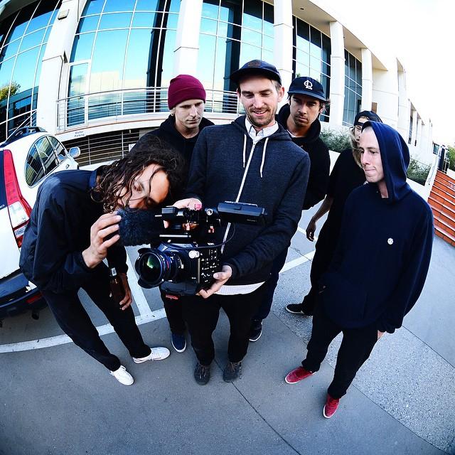 Peep the footy! #rumbledownunder tour through Australiais goin' off! Photo by #ElementAdvocate @JakeDarwen