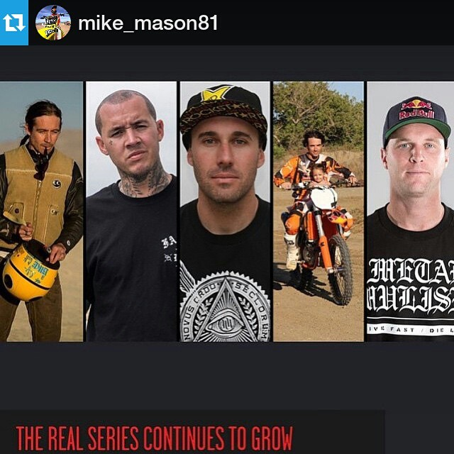 #Repost @mike_mason81 ・・・ So pumped to be a part of the @xgames Real Moto contest.  Finally we get a contest that we have 100% control over.  90 second edit of what we love to do! Best idea ever and with a rad group of dudes! I'm just as excited to see...