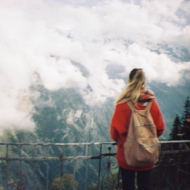 Navajas suela añejada / en las nubes de los Alpes Suizos / ☁️