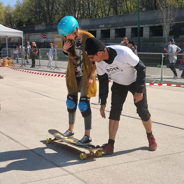 @docksession clinic THIS weekend in Paris!!! All skill levels welcome. Check out @docksession for more info.